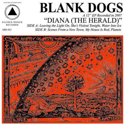 Blank Dogs Diana the Herald
