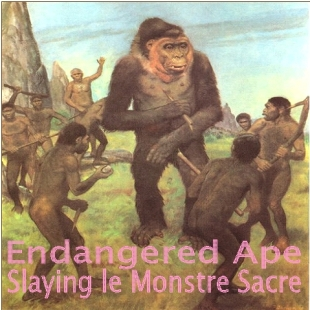 Endangered Ape - Slaying le Monstre Sacre