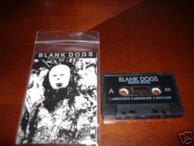 Blank Dogs Mirrored Cassette